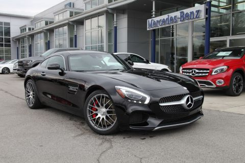 Certified Pre-Owned 2016 Mercedes-Benz AMG® GT GT S