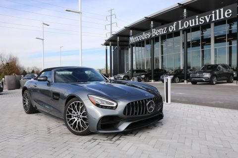 Certified Pre-Owned 2020 Mercedes-Benz AMG® GT AMG® GT Roadster