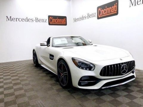 Pre-Owned 2019 Mercedes-Benz AMG® GT C Roadster