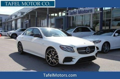 New 2019 Mercedes-Benz E-Class E 53 AMG® 4MATIC® Sedan