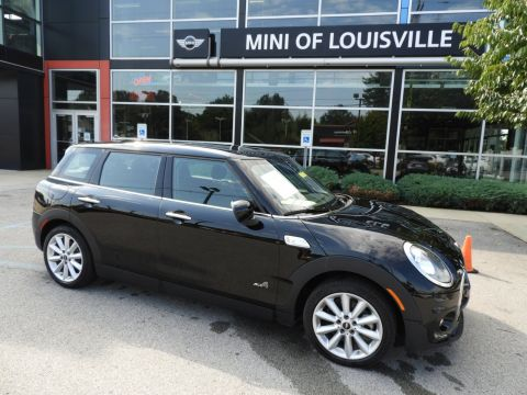 Pre-Owned 2017 MINI Clubman Cooper S ALL4