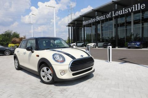 Pre-Owned 2016 MINI Cooper Hardtop 4 Door Hatchback