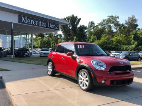 Pre-Owned 2013 MINI Cooper Countryman AWD 4dr S ALL4