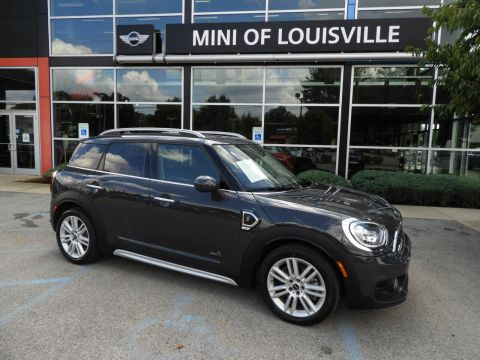 Pre-Owned 2018 MINI Countryman Cooper S AWD