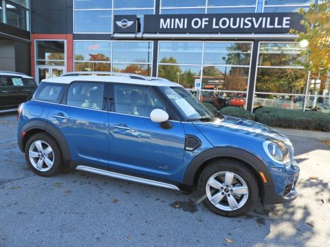 Pre-Owned 2018 MINI Countryman Cooper ALL4