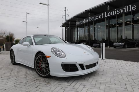 Pre-Owned 2017 Porsche 911 Carrera 4S Coupe